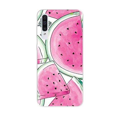 Capa para Galaxy A50s - Watermelon