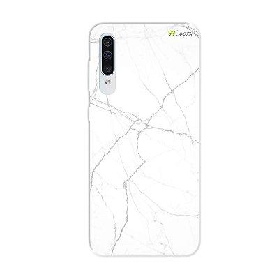 Capa para Galaxy A50s - Marble White