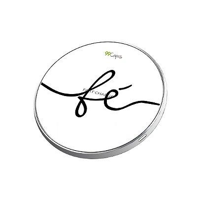 Carregador Wireless sem fio - Fé