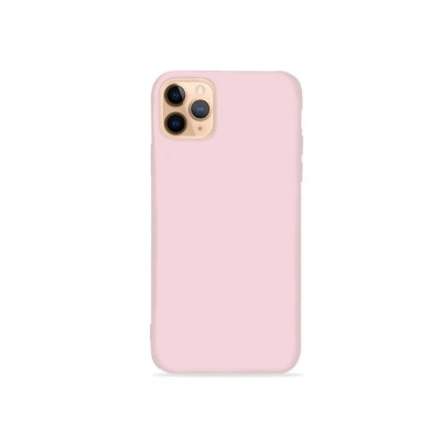 Silicone Case Rosa Candy para iPhone 11 Pro Max (acompanha Pop Socket) - 99Capas