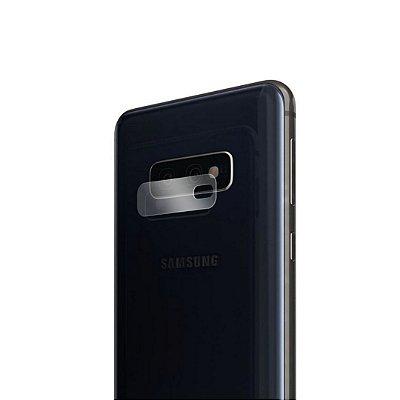 Película para lente de câmera para Galaxy S10e - 99Capas