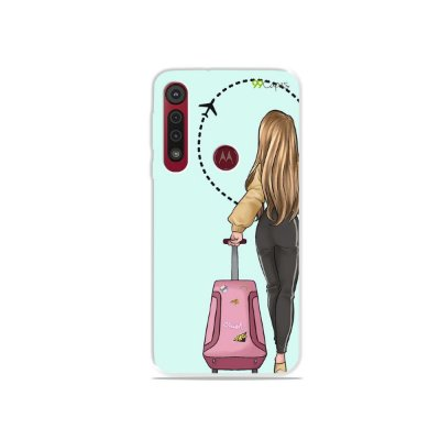 Capa para Moto G8 Play - Best Friends 1