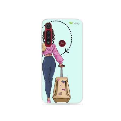 Capa para Moto G8 Play - Best Friends 2