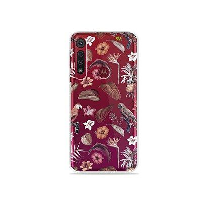 Capa para Moto G8 Play - Sweet Bird
