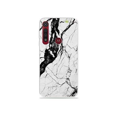 Capa para Moto G8 Play - Marmorizada