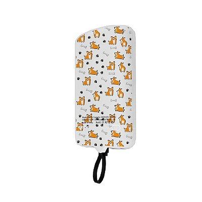 99Snap Powerbank - Micro USB V8 ( Carregador portátil para celular) Cãozinho