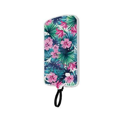99Snap Powerbank - Micro USB V8 ( Carregador portátil para celular) Tropical