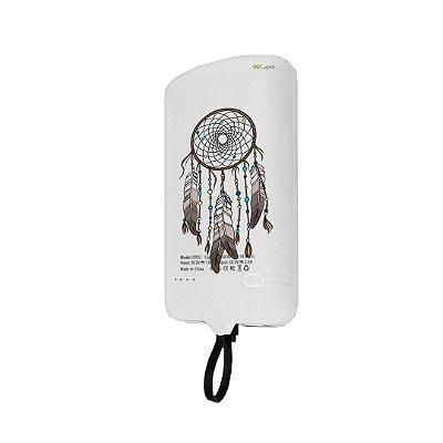99Snap Powerbank - Micro USB V8 ( Carregador portátil para celular) Filtro dos Sonhos