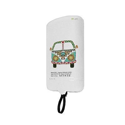 99Snap Powerbank - Micro USB V8 ( Carregador portátil para celular) Kombi