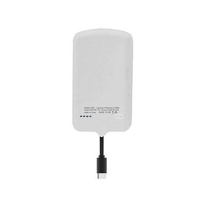 99Snap Powerbank - Type C / Tipo C ( Carregador portátil para celular) Branco