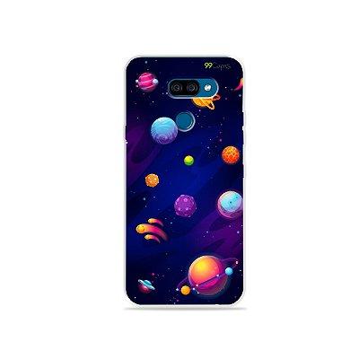 Capinha Galáxia para LG K40s - 99Capas