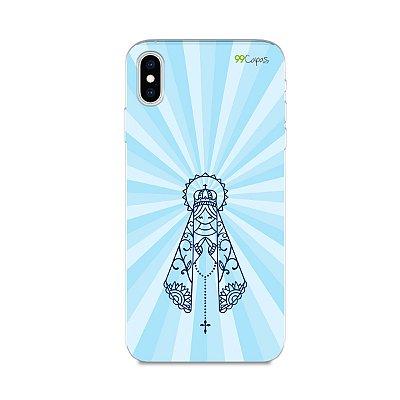 Capinha para Iphone XS Max - Nossa Senhora