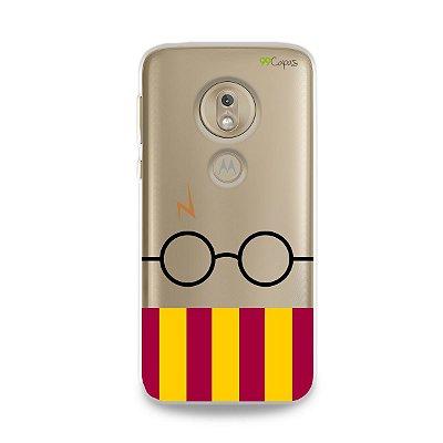 Capinha (transparente) para Moto G7 Play - H.P.