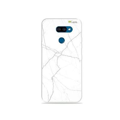 Capinha Marble White para LG K40s - 99Capas