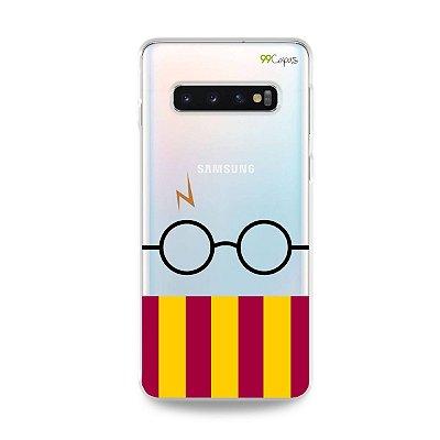 Capinha (transparente) para Galaxy S10 Plus - H.P.