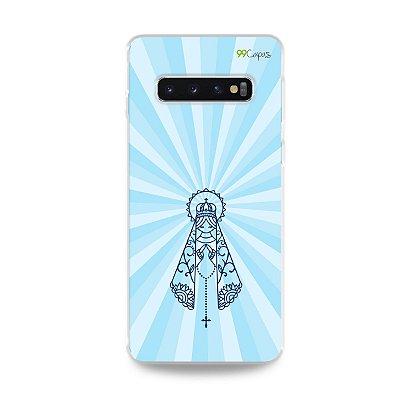 Capinha para Galaxy S10 Plus - Nossa Senhora