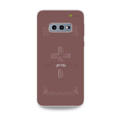 Capinha para Galaxy S10e - Gratidão