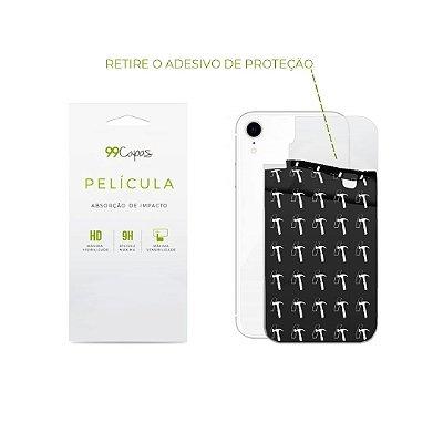 Película Traseira de Nano Vidro para iPhone XR