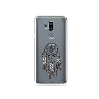 Capinha (transparente) para LG G7 ThinQ - Filtro dos Sonhos