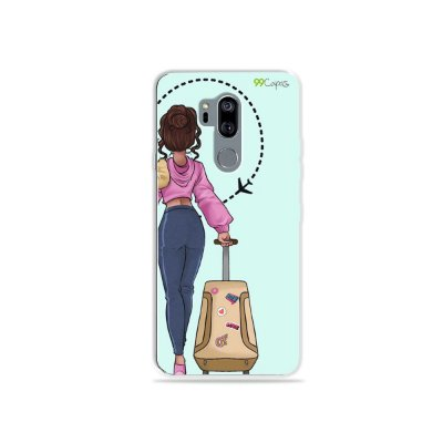 Capinha para LG G7 ThinQ - Best Friends 2