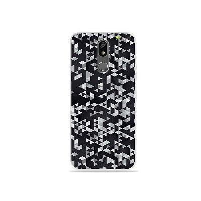 Capinha para LG K12 Plus - Geométrica