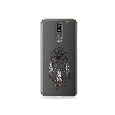Capinha (transparente) para LG K12 Plus - Filtro dos Sonhos