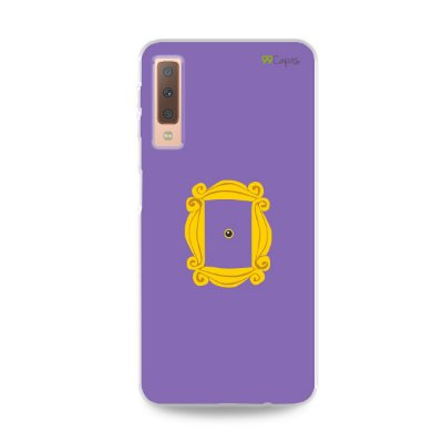 Capinha para Galaxy A7 2018 - Friends