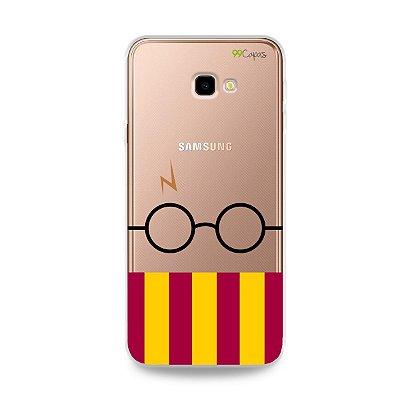 Capinha (transparente) para Galaxy J4 Plus - H.P.
