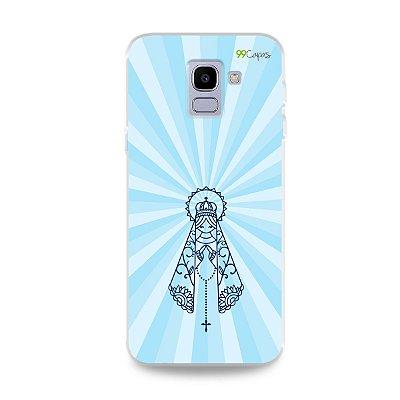 Capinha para Galaxy J6 - Nossa Senhora