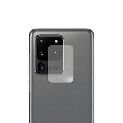 Película para lente de câmera para Galaxy S20 Ultra - 99Capas
