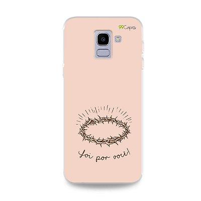 Capinha para Galaxy J6 - Foi por você