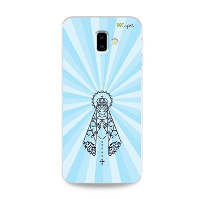 Capinha para Galaxy J6 Plus - Nossa Senhora