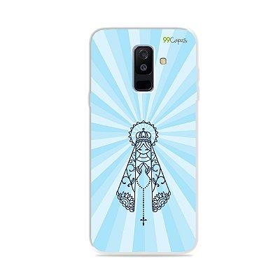 Capinha para Galaxy A6 Plus - Nossa Senhora