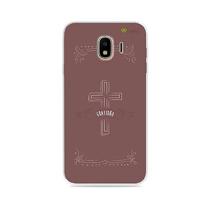 Capinha para Galaxy J4 2018 - Gratidão