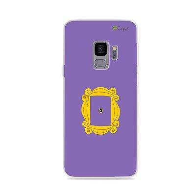Capinha para Galaxy S9 - Friends