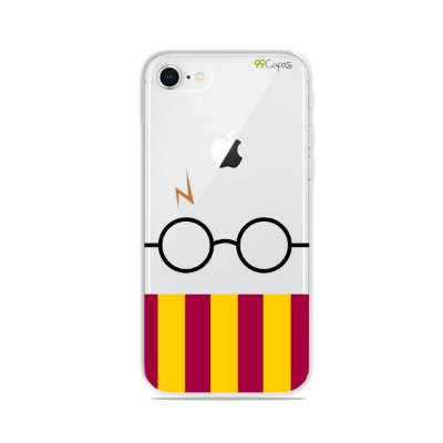 Capinha (transparente) para iPhone 8 - H.P.