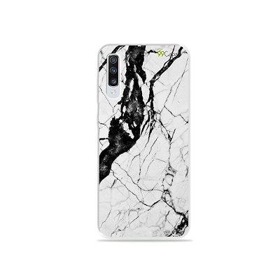 Capinha para Galaxy A70s - Marmorizada