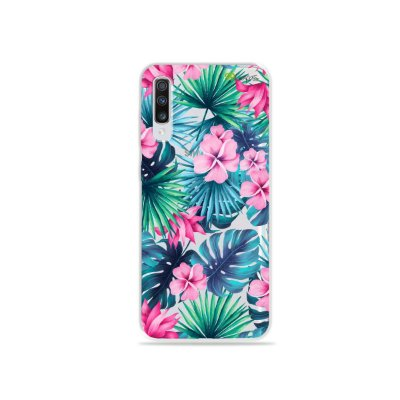 Capinha para Galaxy A70s - Tropical