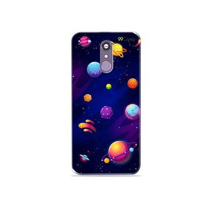 Capinha para LG Q7 - Galáxia