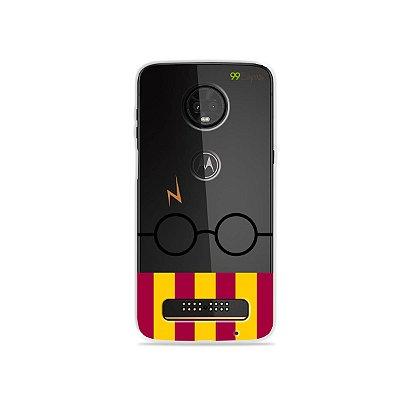 Capinha (transparente) para Moto Z3 Play - H.P.