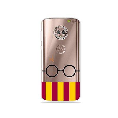 Capinha para Moto G6 Plus - H.P.