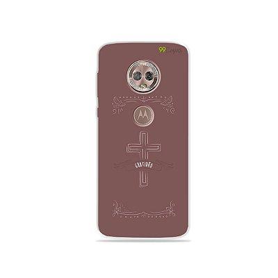 Capinha para Moto G6 Plus - Gratidão