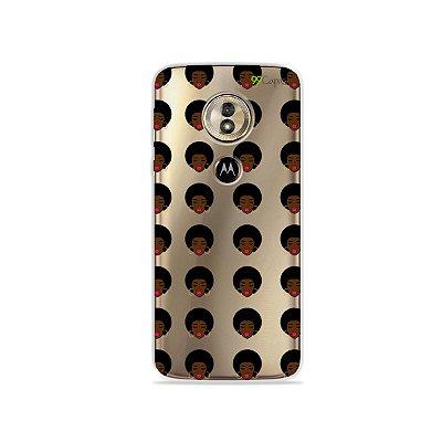 Capa para Moto G6 Play - Black Girls