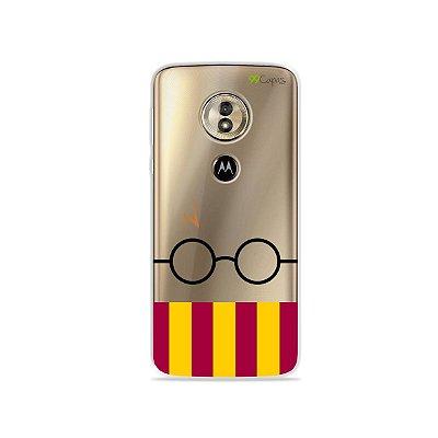 Capa para Moto G6 Play - H.P.