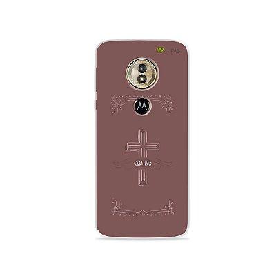 Capa para Moto G6 Play - Gratidão
