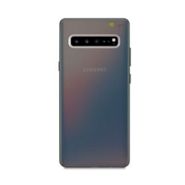 Capa Fumê para Galaxy S10 Plus {Semi-transparente}