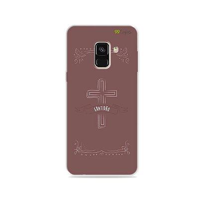 Capinha para Galaxy A8 - Gratidão
