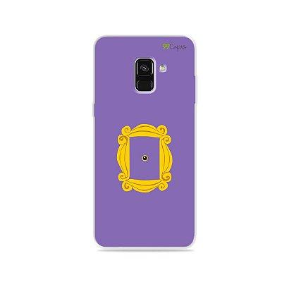 Capinha para Galaxy A8 Plus - Friends