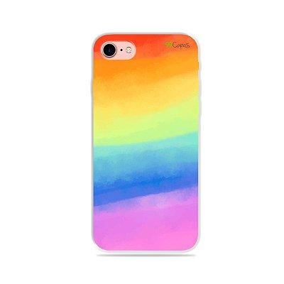 Capinha para iPhone 7 - Rainbow