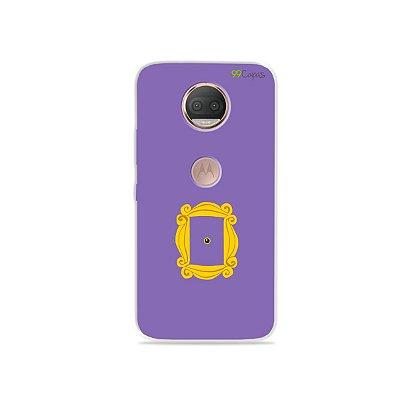 Capinha para Moto G5S Plus - Friends